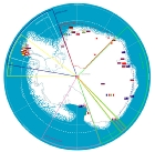 Did you know that seven countries have claims in Antarctica?