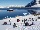Did you know that more and more tourists are going to Antarctica?