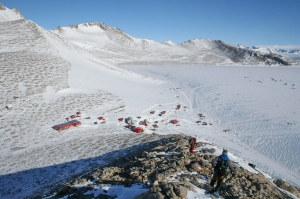 Troll research station in Dronning Maud Land, Antarctica