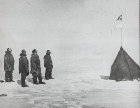 Did you know that some traces Roald Amundsen left in Antarctica can still be seen?
